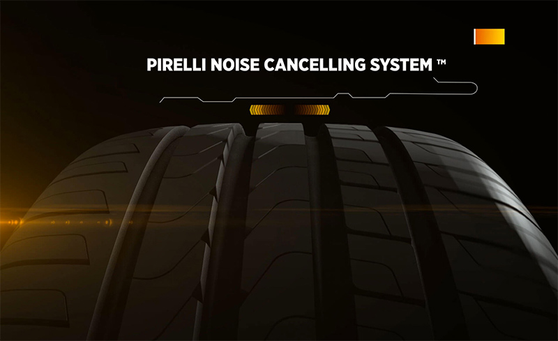 Pirelli Noise Cancelling System